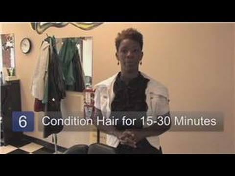 Ethnic Hair Care Tips : How to Keep Relaxed Hair Healthy