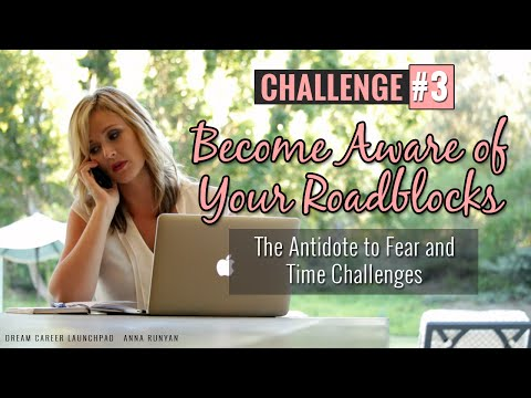 Fall in Love with Your Work and Life Challenge Video 3