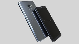 Samsung Galaxy A5 (2018) and Galaxy A7 (2018) - Exclusive 360-Degree Render Video [Updated]