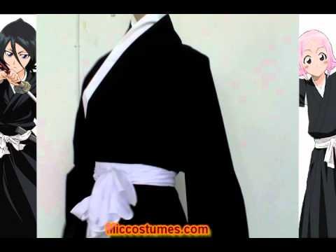 Bleach Female Shinigami Cosplay Costume