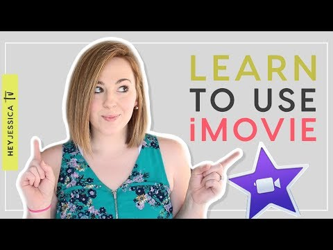 How to Use iMovie   A Beginner's iMovie Tutorial