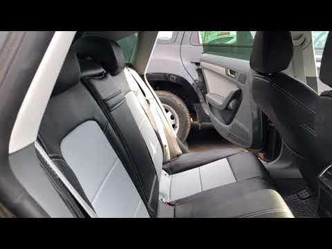 Audi A5 tailor made car seat covers by Albert