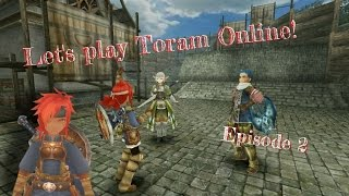 Let's play Toram Online! Episode 2