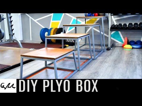 DIY Plyo Box