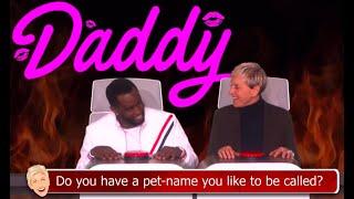 celebrities dirtiest answers on Ellen