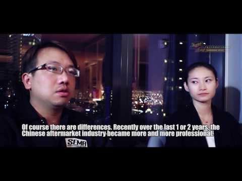 China Experience Video from the International Showcase at SEMA!