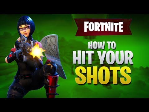 HOW TO WIN | Accuracy & Positioning Tips (Fortnite Battle Royale)