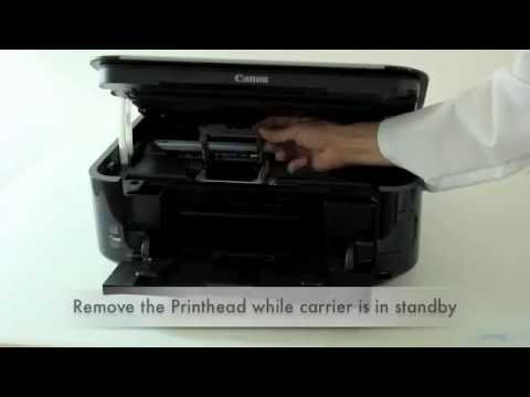 How to clean your printheads for Canon and Epson edible ink printers