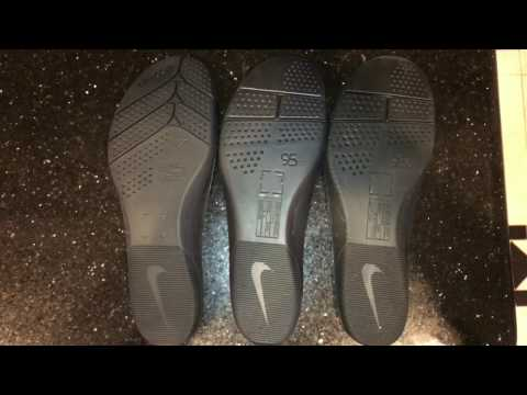 Nike Metcon 3 Drop-in Midsole Comparison - Do they squeak?!