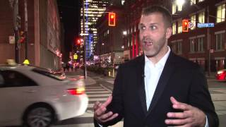 Man Down: Adam G. Simon TIFF Exclusive Interview