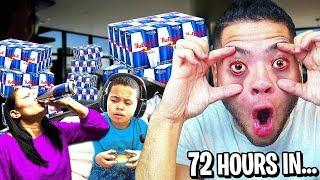 Last To Fall Asleep Wins $10,000 - Challenge! | MindOfRez