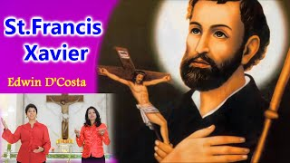New KONKANI SONGS..St.Francis.. by Edwin D'Costa. * Martha & Florinda 2017 GOA Youtube.