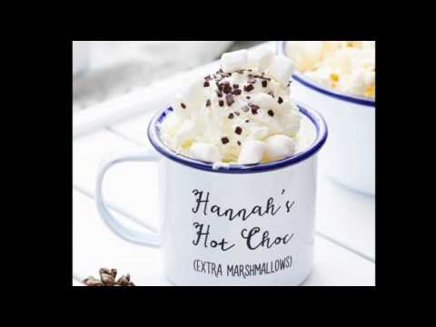 Christmas Hot Chocolate Stands