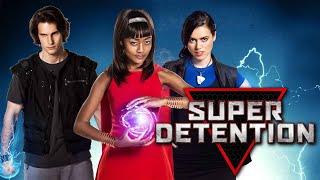 Super Detention | Full Movie | Keith Cooper | Tino Notarianni | Nina Kiri | Justin G. Dyck