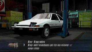 The Fast & The Furious: Tokyo Drift PS2 - Walkthrough Part 1/9: Aqualine Bridge Hotspot