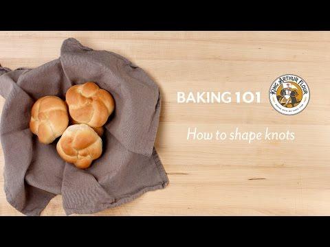 How to shape knots