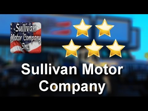 Sullivan Motor Company Mesa Amazing Five Star Review by Anthony P.