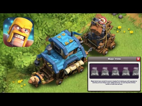 CLASH OF CLANS NEW UPDATE  |CLAN GAMES |