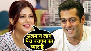 Salman Khan Is My Childhood Crush Says Jennifer Winget