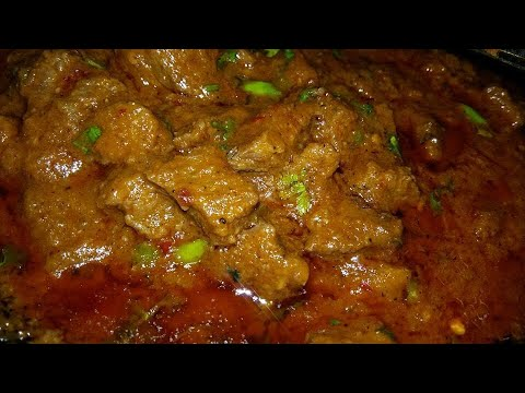 Mutton Masala Restaurants Style by Yasmins's Cooking
