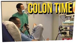 WS - Doctor Performs Colonoscopy on Himself ft. Gina Darling, DavidSoComedy