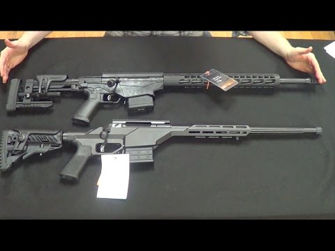 Ruger Precision Rifle vs Savage Stealth 10 BA