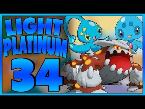 POKÉMON LIGHT PLATINUM #34 - MANAPHY/HEATRAN (GBA)