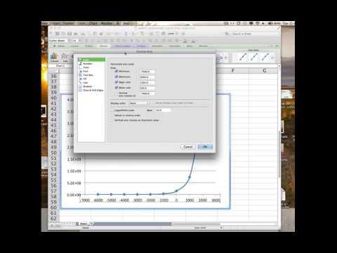 Week 2 Excel simulation of growth curves