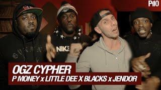 P110 P Money Little Dee Blacks Jendor OGz Cypher mp3