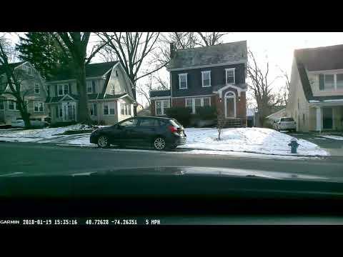 Garmin Speak Plus: Sample Dashcam Video