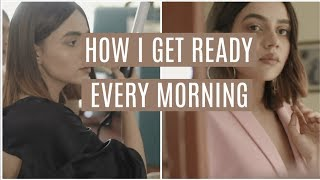 How I GET READY EVERYDAY! | Komal Pandey