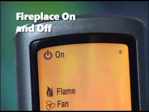 Heat & Glo® RC300 IntelliFire™ Plus Wireless Remote Video