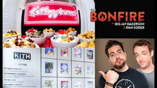The Bonfire - Adult thoughts on Cereal Big Jay Oakerson and Dan Soder