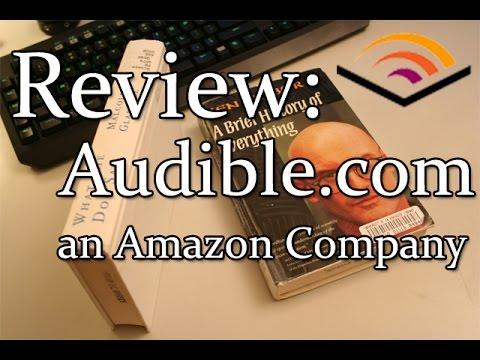 Review: Audible.com an Amazon Company