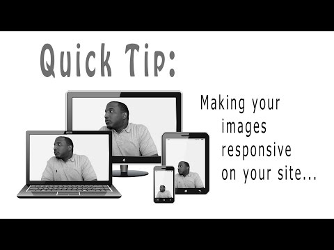 Quick Tips: How To Make Your Images Responsive Using CSS