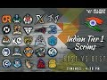 [Hindi] Indian 🇮🇳 Tier 1 Scrims (Day 3) • PUBG Mobile • Villager Esports | Bluestacks