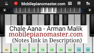 Aaye Ho Meri Zindagi Mein Piano Tutorial Piano Keyboard