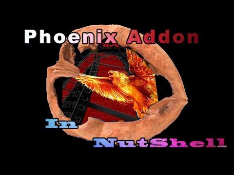 Phoenix Addon in a nutshell (KODI/XBMC)