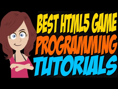 Best HTML5 Game Programming Tutorials