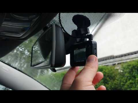 Street Guardian SG9665XS Mounted / Installed in the car