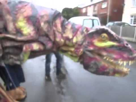 dinosaur costume january 18 2014