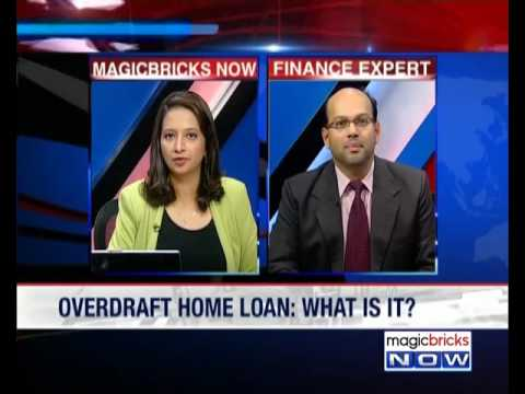 Which are the banks that provide overdraft home loan?- Property Hotline