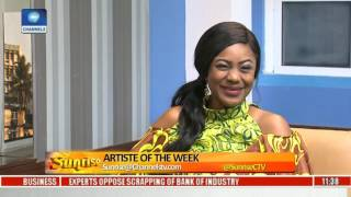 Sunrise: Actress 'Kiki Omeili' Speaks On Life & Career Pt 1