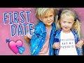 Preschoolers First Secret Crush With Everleigh Reunited!! 💕 | Slyfox Family