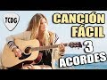 Canción Fácil en Guitarra para Principiantes: CIELITO LINDO ¡Solo 3 Acordes!