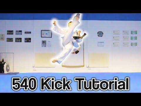 Taekwondo 540 Kick Tutorial | GNT How to