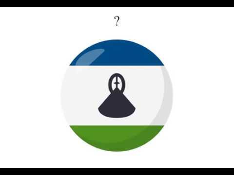 What Flag Is This 🇱🇸 Flag Emoji