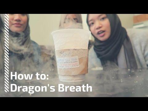 Dragon's Breath CHALLENGE