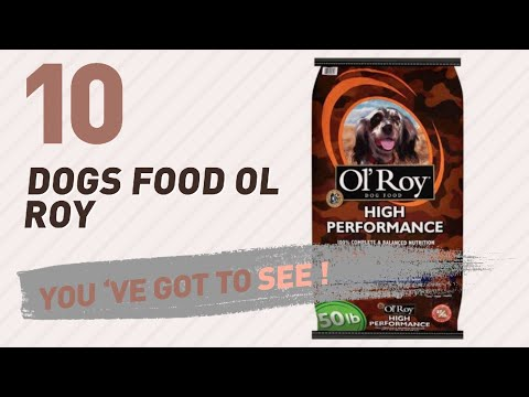 Dogs Food Ol Roy // Top 10 Most Popular