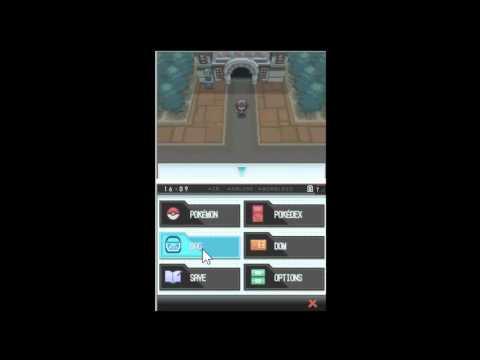 ThePokemonNET: How To Evolve a Munna On Pokemon Black/White.